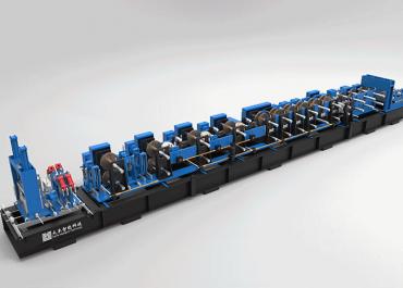 Rolo automático do Purlin de C / Z que forma a máquina FX350