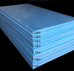Extruded sheet