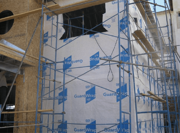 Respiratory Paper and Plastering