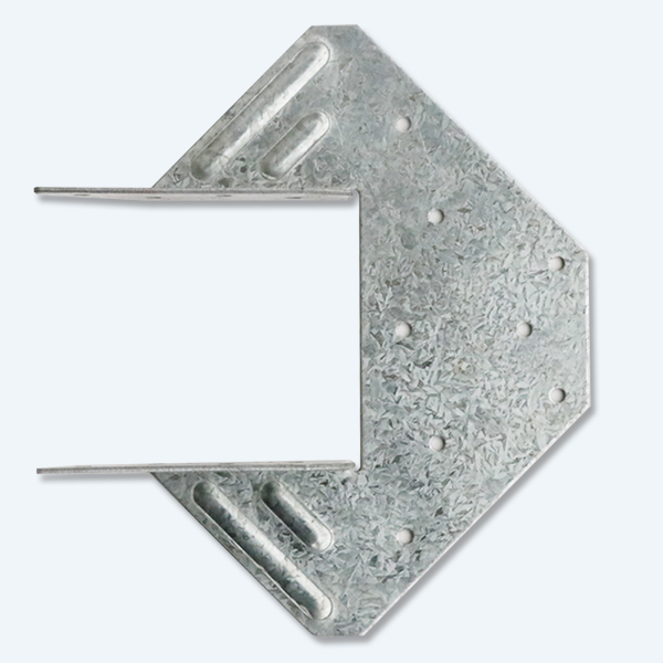 Rhombus strengthening connect parts