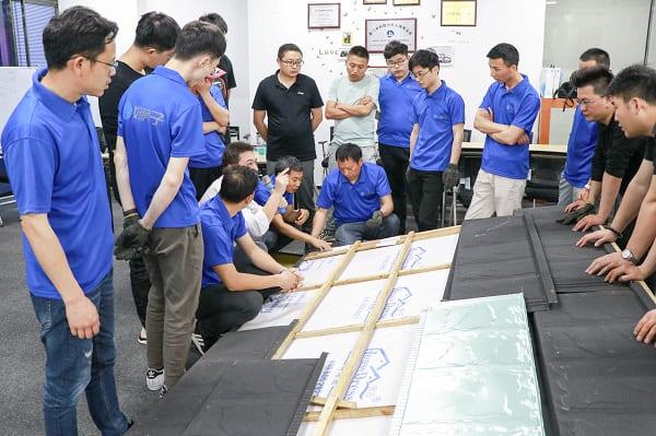 DAHEZB Software and fabrication training