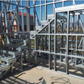 Standardized production Factory batch prefabrication