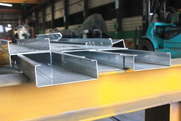 Building Purlins