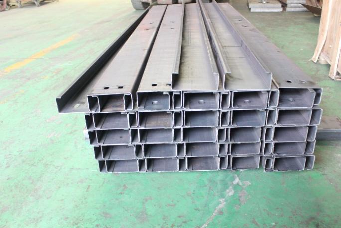 CU50-250 C/U Roll Forming Machine