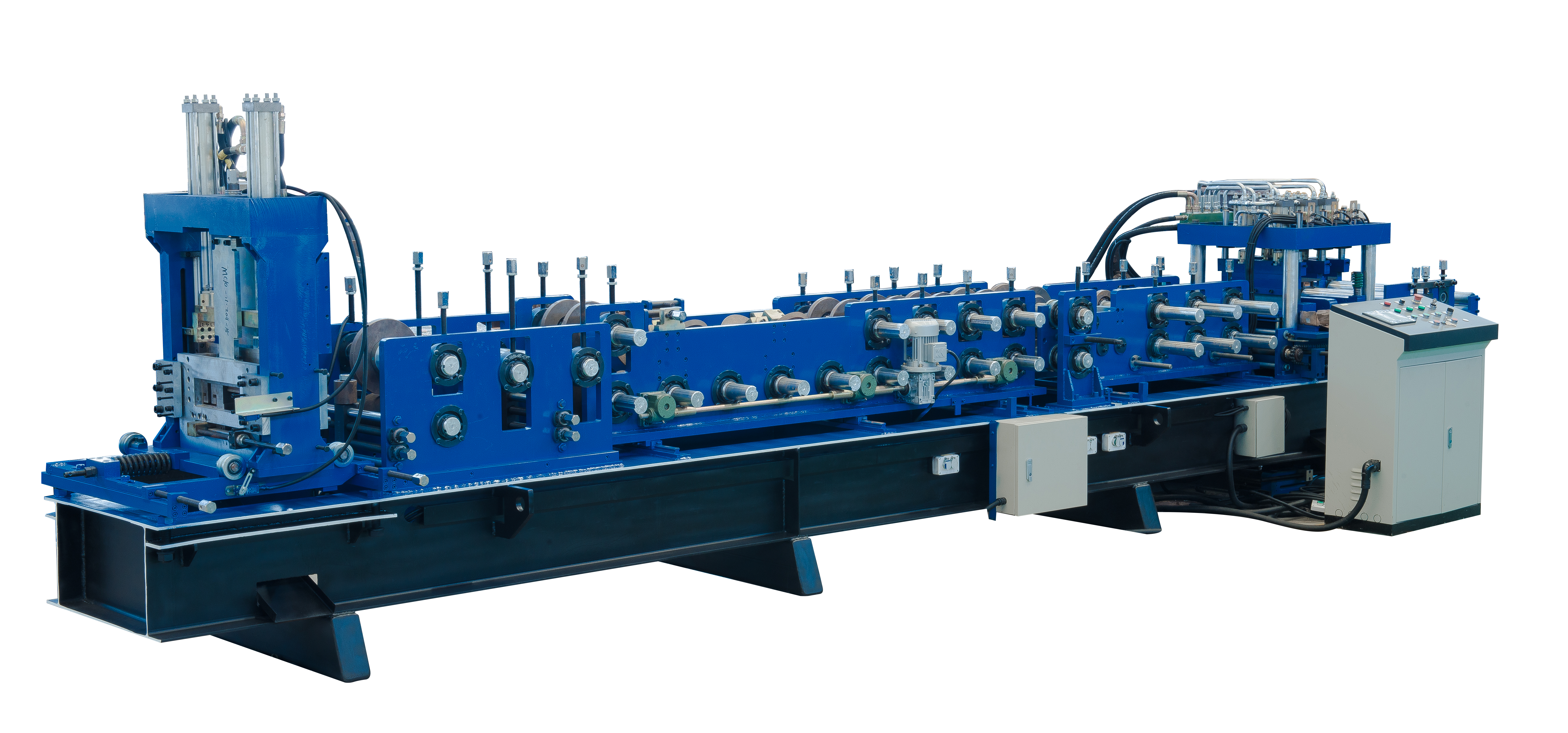 CU50-250 C/U Roll Forming Machine