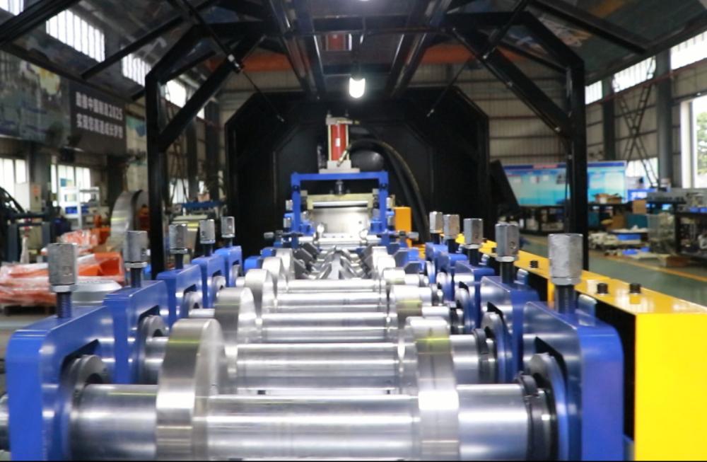 MF Gauge Steel Framing Machine