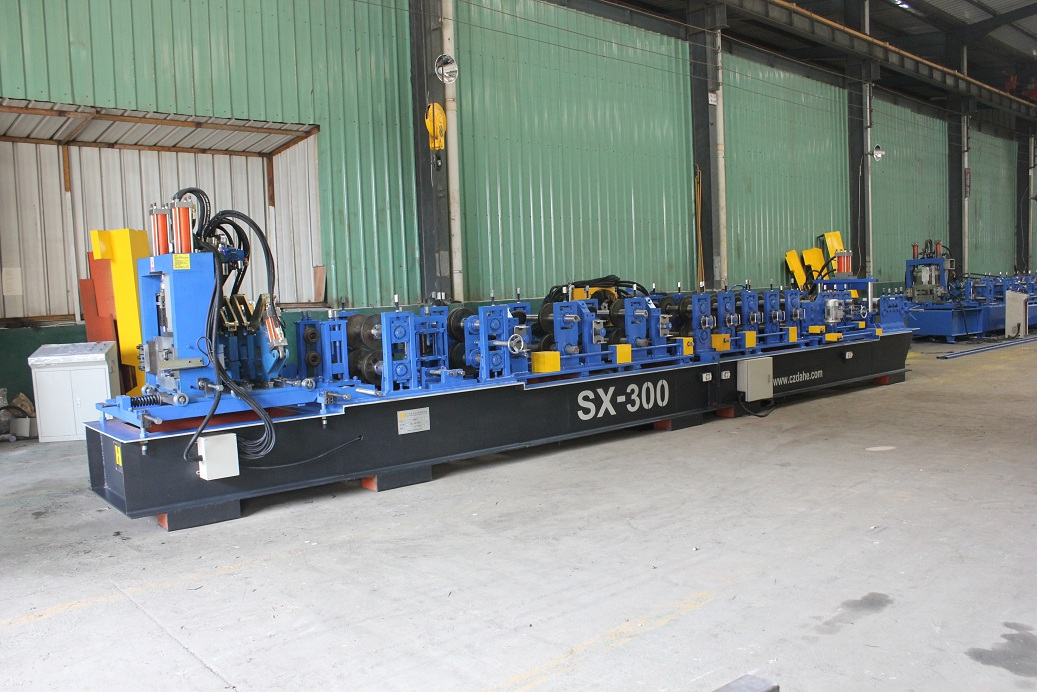 CZ Purlin Roll Forming Machine SX10