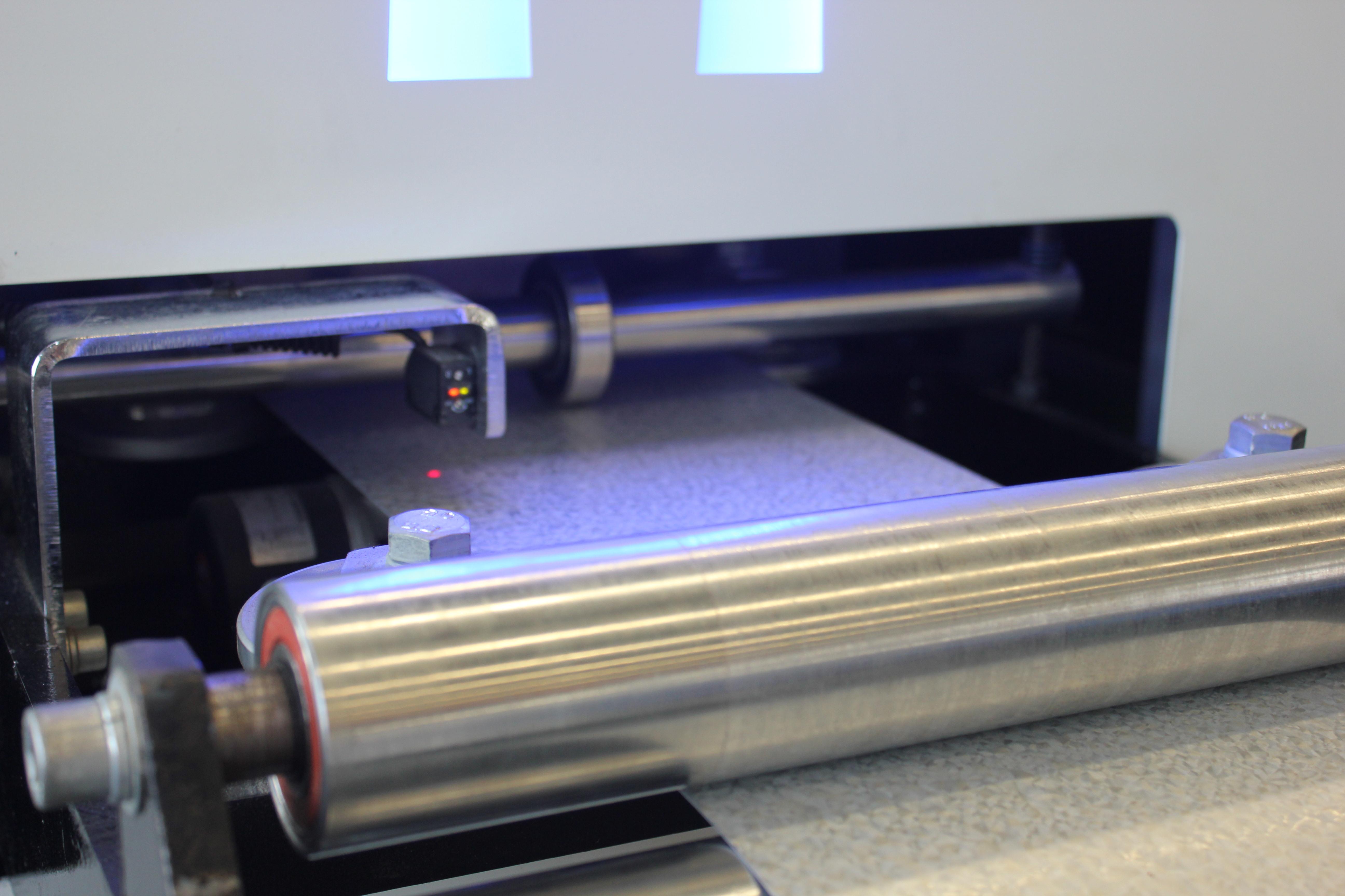 Máquina de aço leve medidor LG-10