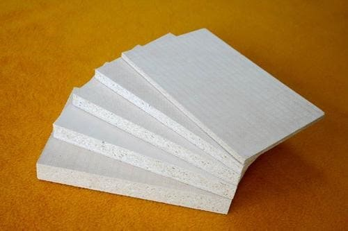 Ceiling material: Silicon calcium plat