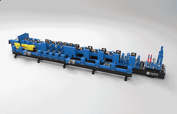 DahezbForming CZpurlin machine fx350