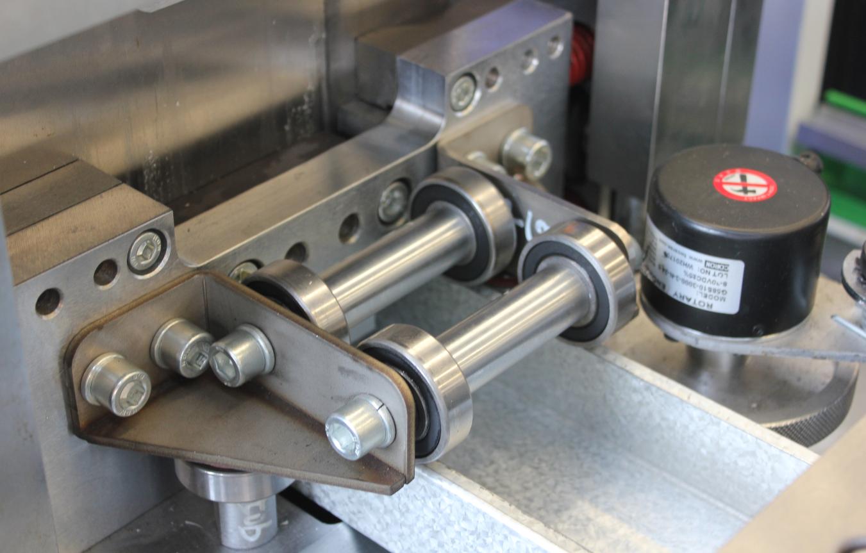 Acier Léger de Calibre Machine LG-10