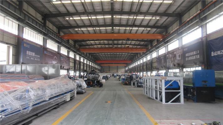 dahezbforming roll forming machine factory