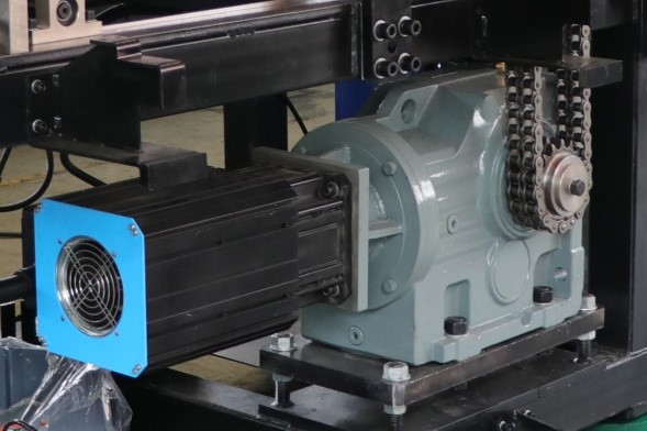 MF 200 roll forming machine