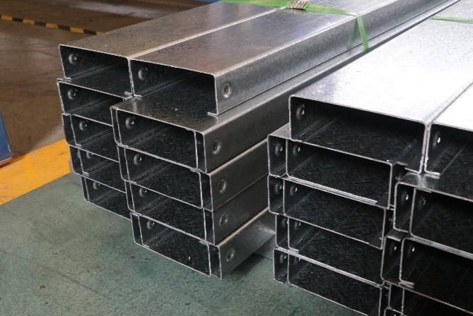 MF200 building steel frame