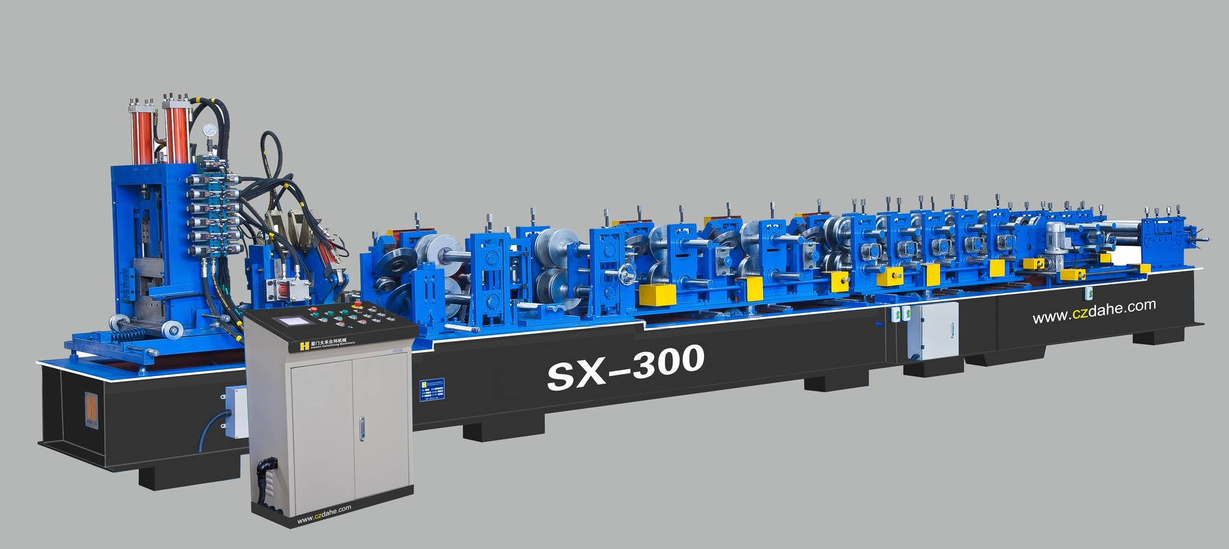 SX10 CZ Purlin Roll Forming Machine 1