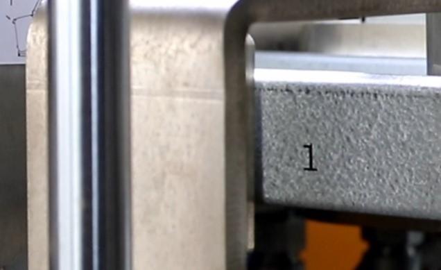 control system MF200 steel frame machine