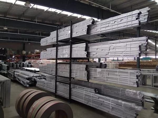 CFS building materials supply chain