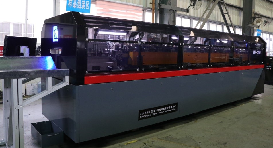 dahezb light steel machine MF200