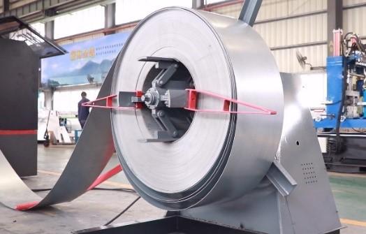 light frame steel machine MF200